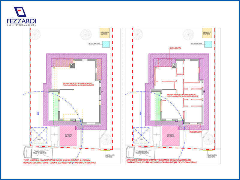 sicurezza cantiere2 bed and breakfast